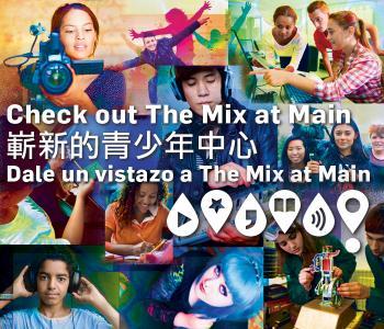 Check Out the Mix at Main